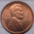 1921-S Lincoln Penny Coins Copy 95% coper