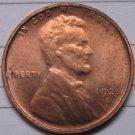 1921-S Lincoln Penny Coins Copy 95% coper