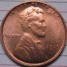 1919 Lincoln Penny Coins Copy 95% coper
