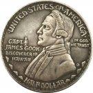 1928 United States Half Dollar (Hawaiian Sesquicentennial) coins COPY 30.6MM