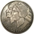 1935 United States Half Dollar Centennial coins COPY 30.6MM