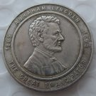 US 1944 Chicago Coin Club 25th Anniversary Medal in Silver copy coin