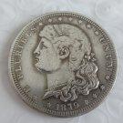 US 1879 Schoolgirl Dollar Patterns copy coin