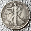 1923S Walking Liberty Half Dollar (Diameter:30.6mm) COIN COPY