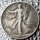 1921S Walking Liberty Half Dollar (Diameter:30.6mm) COIN COPY
