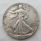 1947-D Walking Liberty Half Dollar COIN COPY
