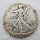 1946-D Walking Liberty Half Dollar COIN COPY