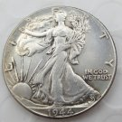 1944-D Walking Liberty Half Dollar COIN COPY