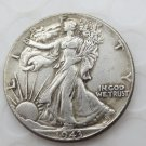 1943-D Walking Liberty Half Dollar COIN COPY