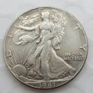 1941-D Walking Liberty Half Dollar COIN COPY