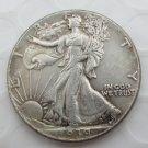 1939-D Walking Liberty Half Dollar COIN COPY