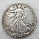 1938-D Walking Liberty Half Dollar COIN COPY