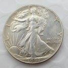 1937-D Walking Liberty Half Dollar COIN COPY