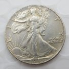 1936-D Walking Liberty Half Dollar COIN COPY