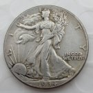 1934-D Walking Liberty Half Dollar COIN COPY