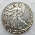 1929-D Walking Liberty Half Dollar COIN COPY