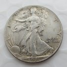 1921-D Walking Liberty Half Dollar COIN COPY