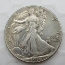 1919-D Walking Liberty Half Dollar COIN COPY