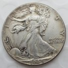 1945-p Walking Liberty Half Dollar COIN COPY
