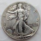 1943-p Walking Liberty Half Dollar COIN COPY