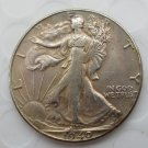 1940-p Walking Liberty Half Dollar COIN COPY