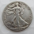 1939-p Walking Liberty Half Dollar COIN COPY
