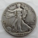 1938-p Walking Liberty Half Dollar COIN COPY