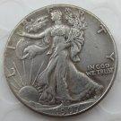 1937-p Walking Liberty Half Dollar COIN COPY