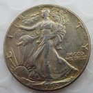 1935-p Walking Liberty Half Dollar COIN COPY
