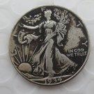 1934-p Walking Liberty Half Dollar COIN COPY