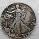 1917-p Walking Liberty Half Dollar COIN COPY