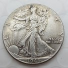 1945-S Walking Liberty Half Dollar COIN COPY