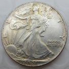 1921-S Walking Liberty Half Dollar COIN COPY