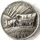 1926 OREGON TRAIL COMMEMORATIVE HALF DOLLARS COPY COIN