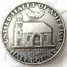 US 1936 Delaware Commemorative Half Dollar Copy Coin