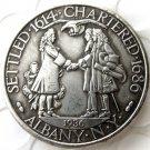 US 1936 Albany Commemorative Half Dollar Copy Coin