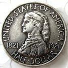 US 1921 Missouri Commemorative Half Dollar Copy Coin