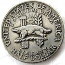 1936 Wisconsin Commemorative Half Dollar