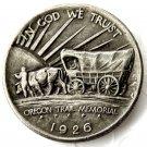 1926-S OREGON TRAIL COMMEMORATIVE HALF DOLLARS COPY COIN