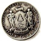 1920-Maine Centennial half dollar factory coins copy