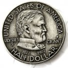 1922 US ULYSSES S. GRANT COMMEMORATIVE HALF DOLLAR Coin Copy