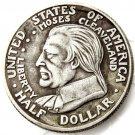 1936 Cleveland Centennial Commemorative Silver Half DOLLAR copy coins