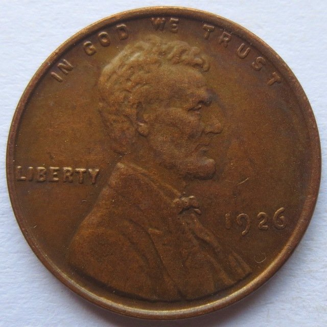 United States 1926 Lincoln Head Cent Copy Coins