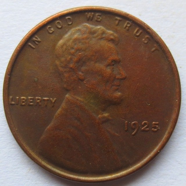 United States 1925 Lincoln Head Cent Copy Coins