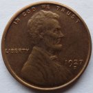 United States 1927-S Lincoln Head Cent Copy Coins