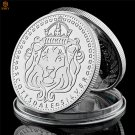 1 Troy Oz Silver 99.9% in Omnia Paratus Scottsdal Lion King USA Copy Coin For Collection