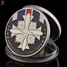 USA Distinguished Flying Cross Military Armed Forces Glory Medal Challenge Copy Coin For Collection