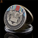 Global War On Terror Expeditionary Medal Military Challenge Copy Coin Collection