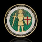 US Military Commemorative Metal Coins US Navy Defending Great Faith Copy Coin For Collection