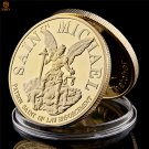 USA St. Michael's Patron Saint Enforces National Security And Everyone Is Responsible Copy Coin